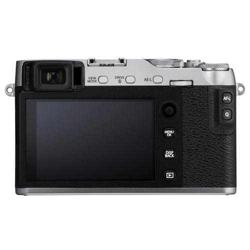 Fujifilm X-E3 18-55mm Kit Silver