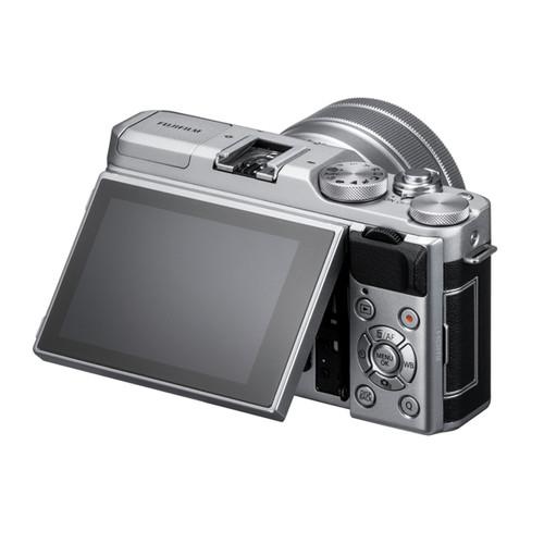 Fujifilm X-A5 XC 15-45mm F3.5-5.6 OIS PZ Kit Silver