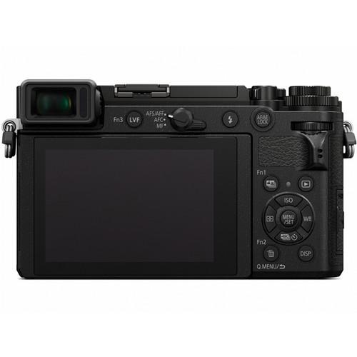 Panasonic GX9 12-60mm F3.5-5.6 Kit Black
