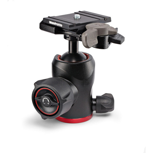 Manfrotto 494 Center Ball Head w/ 200PL-Pro Quick Release Plate