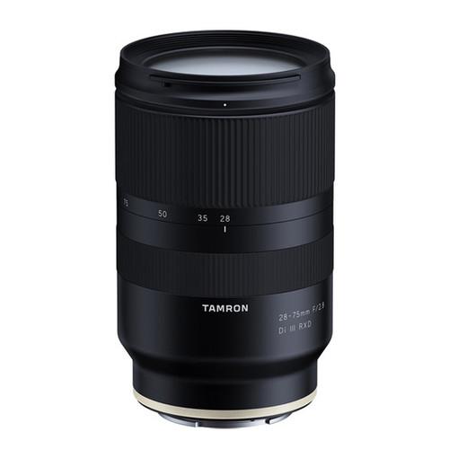 Tamron 28-75mm F/2.8 Di III RXD (E-Mount)(Demo - Like New)