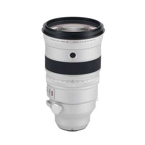 Fujifilm Fujinon XF 200mm F2 R LM OIS WR 1.4XTC