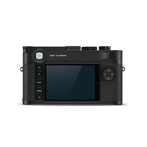 Leica M10-P, Black Chrome