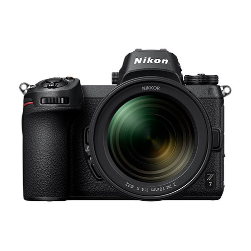 (Open Box) Nikon Z 7 24-70mm f/4 S Kit