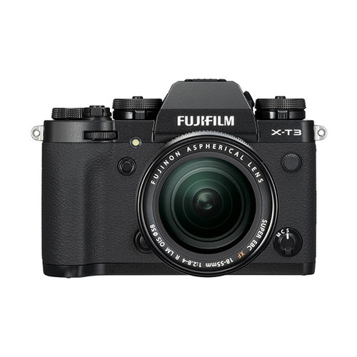 Fujifilm X-T3 W/XF18-55mm Kit Black