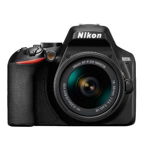 Nikon D3500 AF-P DX 18-55mm f/3.5-5.6G VR kit