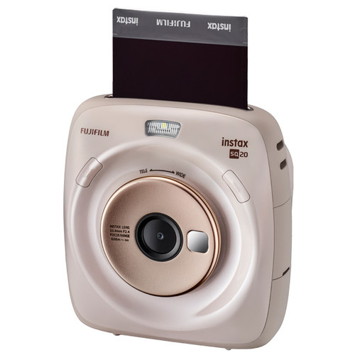 Instax SQUARE SQ20 – Glossy Beige