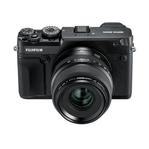 Fujifilm GFX 50R Body W/ GF63mm Lens