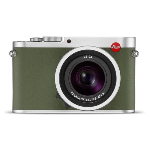 Leica Q Khaki Edition