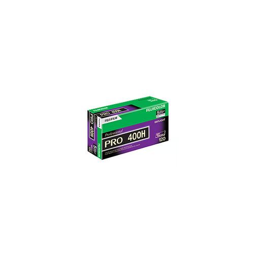 FujiColor Pro 400H - Daylight 400 ISO Professional Film B1 (120 - Pro Pack, 5 Rolls)
