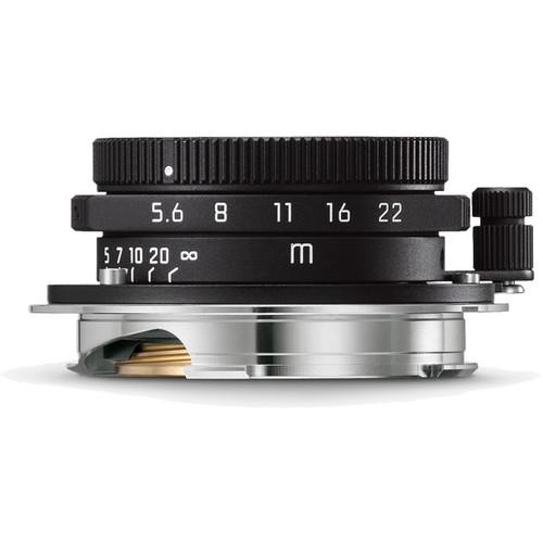Leica Summaron-M 28 mm f/5.6 (matte black paint finish)