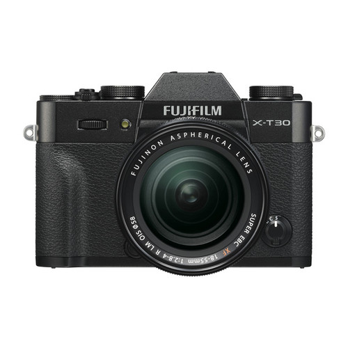 Fujifilm X-T30 18-55mm F2.8-4 R LM OIS Kit Black