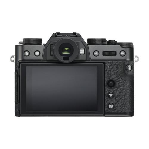 Fujifilm X-T30 18-55mm F2.8-4 R LM OIS Kit Black