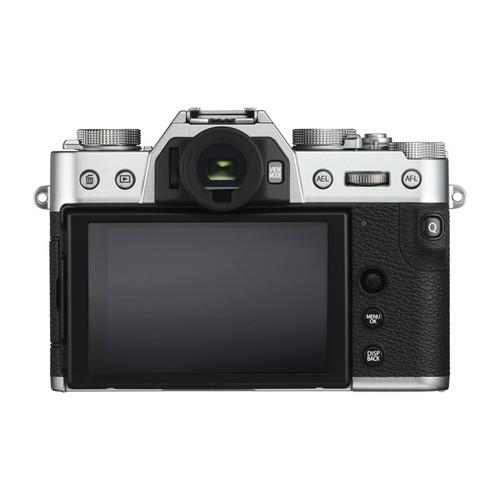 Fujifilm X-T30 15-45mm F3.5-5.6 OIS PZ Kit Silver