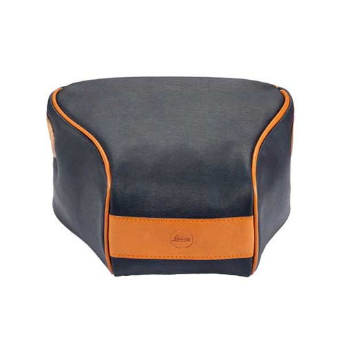 Leica Ettas Pouch, Coated Canvas - Midnight Blue