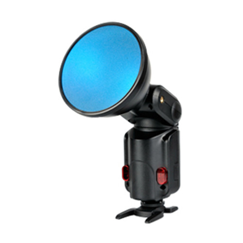 Godox Flash Colour Gel Pack and Reflector Grid