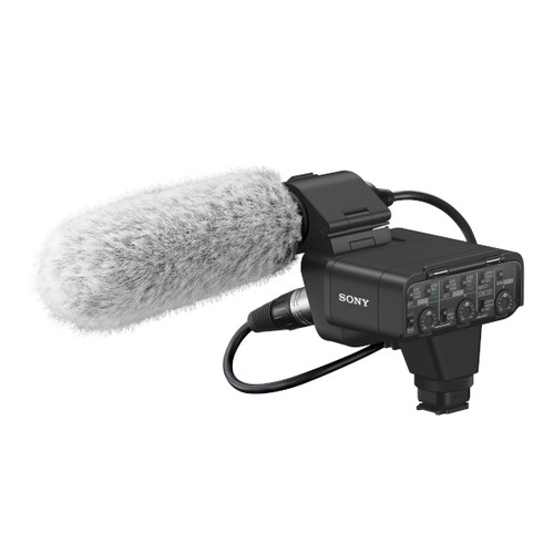 Digital XLR Adaptor Kit with Microphone