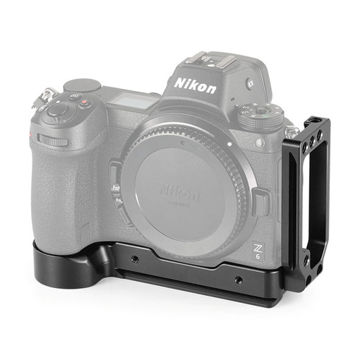SmallRig L-Bracket for Nikon Z6 and Nikon Z7 Camera (2258)