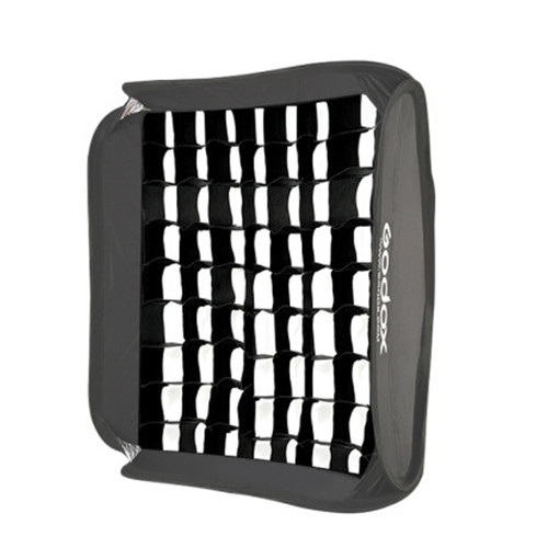 Godox S-Bracket with Softbox & Grid (50 x 50)