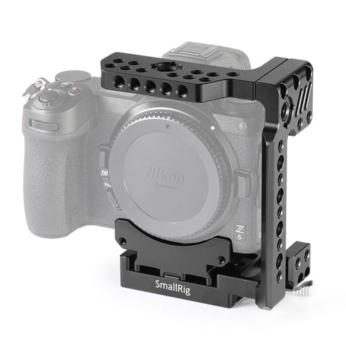 SmallRig Quick Release Half Cage for Nikon Z6 and Nikon Z7 (2262)