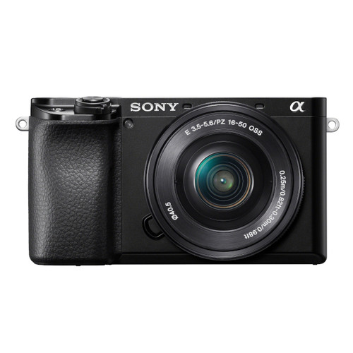 Sony A6100 16-50mm f3.5-5.6 Kit (Black)