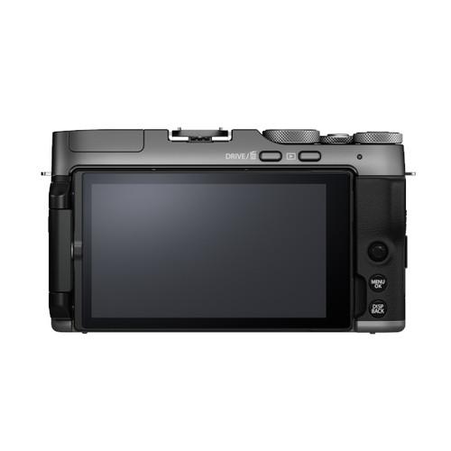 Fujifilm X-A7 XC 15-45mm PZ Kit (Dark Silver)
