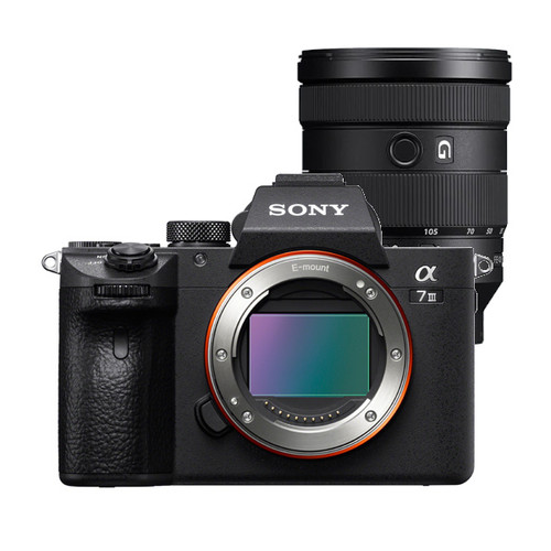 Sony A7 III Body & Sony FE 24-105mm F4 G OSS