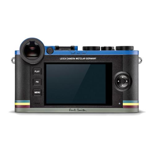 """Leica CL - """"Paul Smith"""" Edition"""