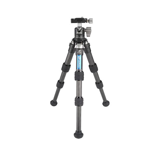 Leofoto LS-223C 22mm 3-Section Compact Carbon Fibre Tripod w/ LH-25 Ball Head