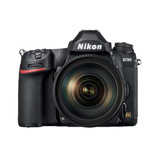 Nikon D780 AF-S 24-120mm F4 G ED VR Kit