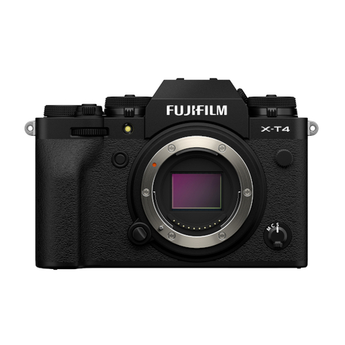 Fujifilm X-T4 Body (Black) (Pre-Order Deposit)