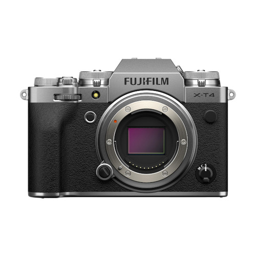 Fujifilm X-T4 Body (Silver) (Pre-Order Deposit)