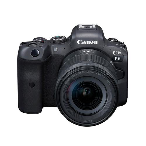 Canon EOS R6 24-105mm STM Kit (Pre-Order Deposit)