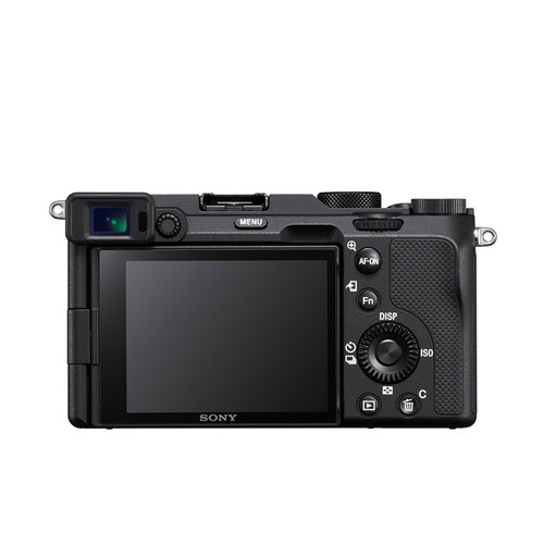 Sony A7C with 28-60mm F4-5.6 kit (Black)