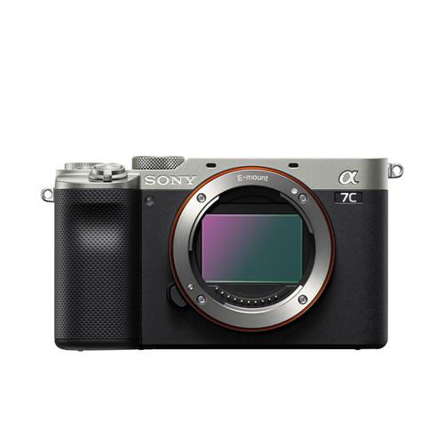 (Pre-Order Deposit)Sony A7C Body (Silver)
