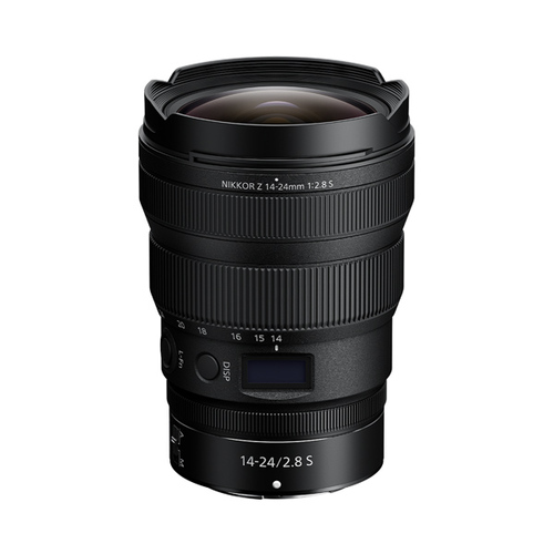 (Pre-Order Deposit) Nikon Z 14-24mm F.2.8 S