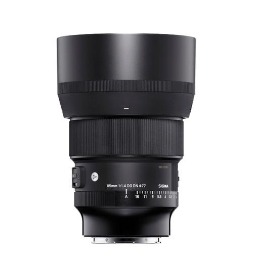 Sigma 85mm F1.4 DG DN HSM E-Mount