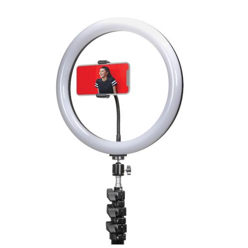 Mobifoto Mobilite 12 Ring Light VLOG kit