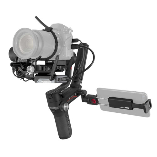 Zhiyun Weebill S Transmission Package