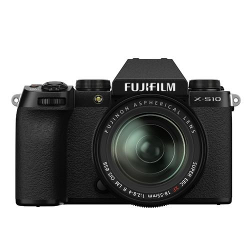 Fujifilm X-S10 with XF18-55mm F2.8-4 R