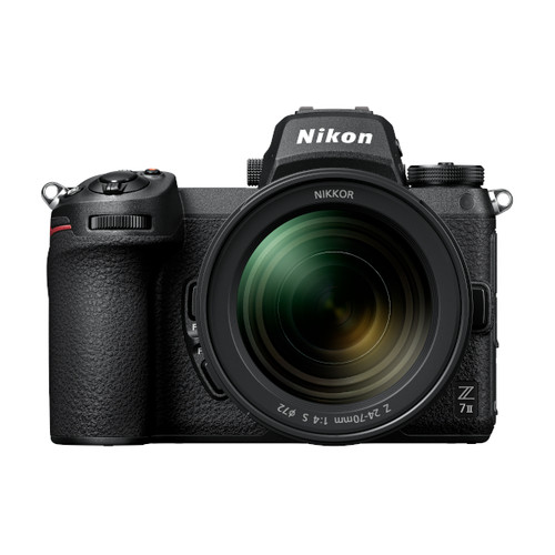 Nikon Z7 II with Z24-70mm F/4 S