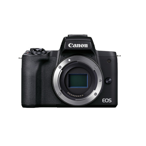 Canon EOS M50 II with 15-45mm IS STM Black
