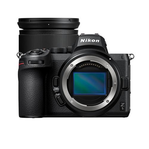 Nikon Z5 (Body) with Z 24-70mm f/4 S Bundle