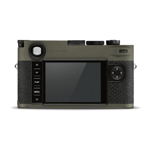 "Leica M10-P ""Reporter"""