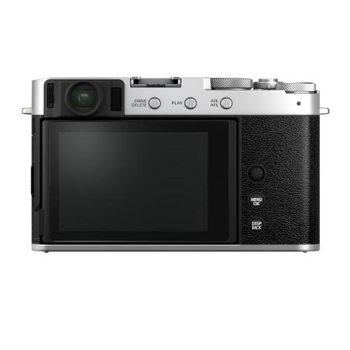 Fujifilm X-E4 27mm Kit - Silver