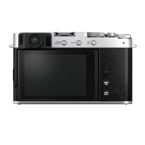 Reservation Deposit for Fujifilm X-E4 27mm Kit - Silver