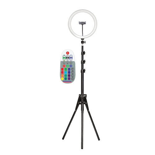 Mobifoto Mobilite 12R RGB LED Ring Light kit