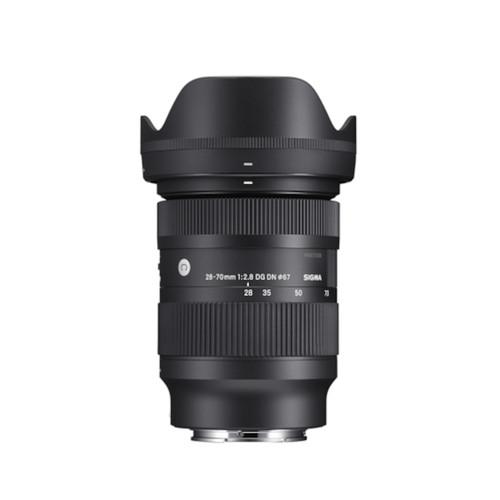 Sigma Contemporary 28-70mm F2.8 DG DN E-mount