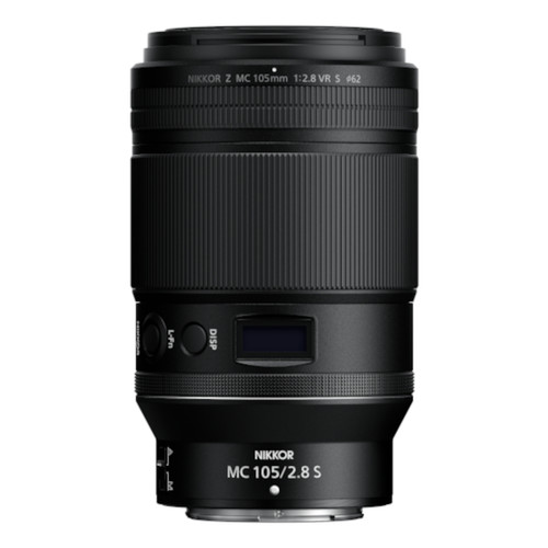 Nikon Z MC 105mm F2.8 VR S