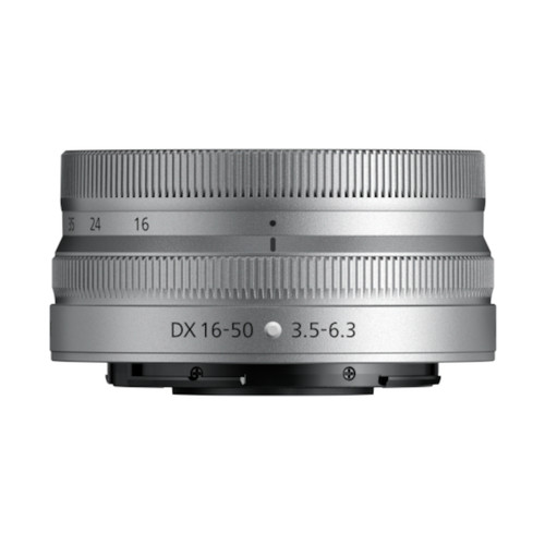 Nikon Z DX 16-50mm F3.5-6.3 VR Silver